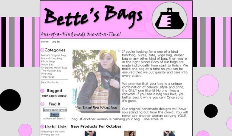 Bette's Bags