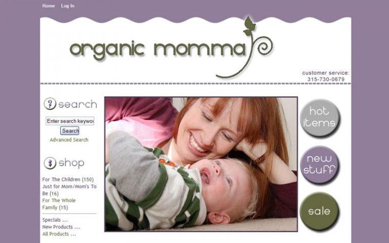 NY Organic Momma