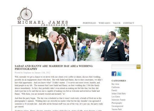 Michael James Photo Studio