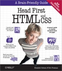 Free HTML and CSS book!