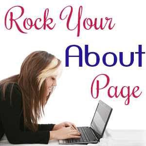 Rock Your About Page