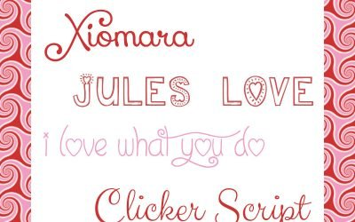 Friday Five: Valentine's Fonts