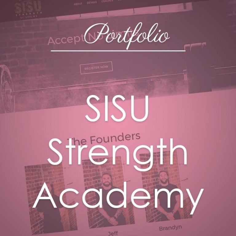 SISUStrengthAcademy.com