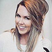 makeup artist Trena Laine